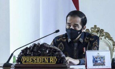 Presiden Jokowi Minta Libur Panjang Natal Dan Tahun Baru Di Pangkas