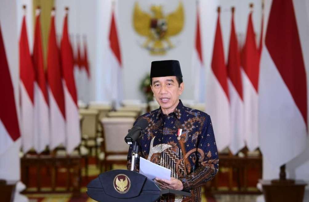 Presiden Jokowi Resmi Bubarkan 10 Lembaga Nonstruktural
