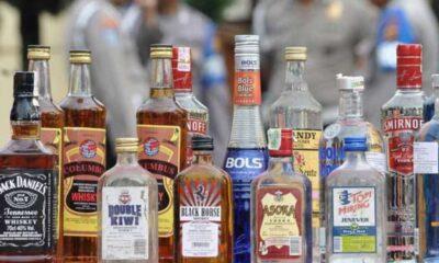RUU Peminum Minuman Beralkohol Dibui 2 Tahun atau Denda Rp 50 Juta