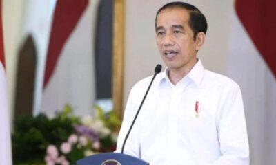 Resmi, Jokowi Teken UU Ciptaker 1.187 Halaman Langsung Diundangkan