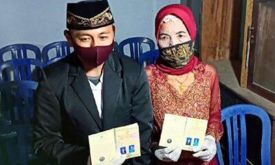 Viral Berawal Dari Pasar, Duda Usia 29 Tahun Nikahi Nenek Usia 76 Tahun