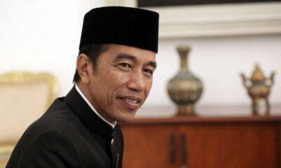 Presiden Jokowi Urutan Ke-12 Tokoh Muslim Paling Berpengaruh Di Dunia